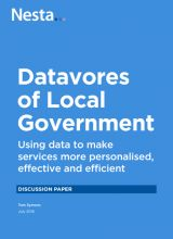 Datavores of Local Government