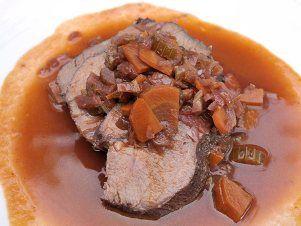 Kančí maso po myslivecku — Kluci v akci