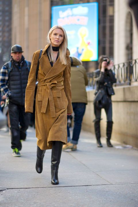 New York Fashion Week is back! See all the best street style outfits spotted outside the fall 2016 collections: