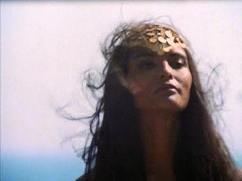 Laura Gemser in Divine Emanuelle (1981)