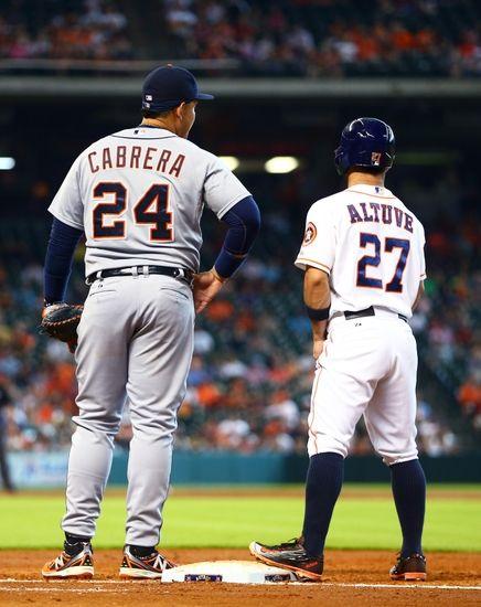 Detroit Tigers: Houston Astros Interested in Miguel Cabrera