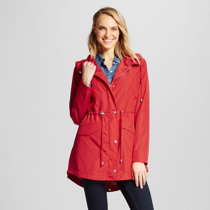 Target Womens Rain Jacket