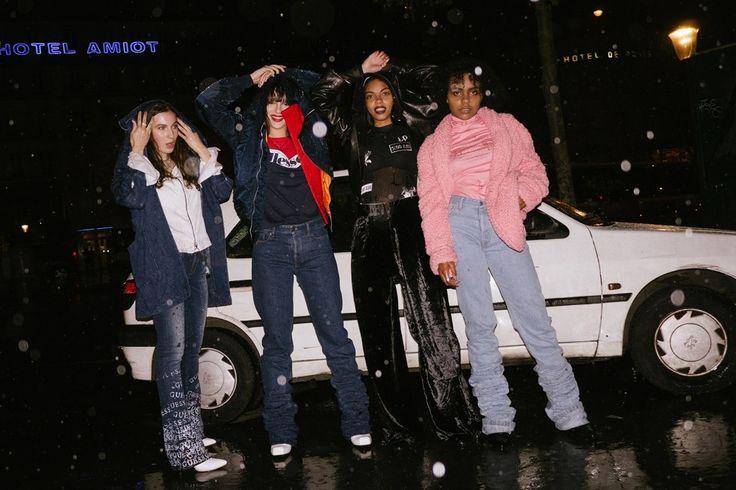Meet the Gucci Gang: the teenagers defining Paris's new gen