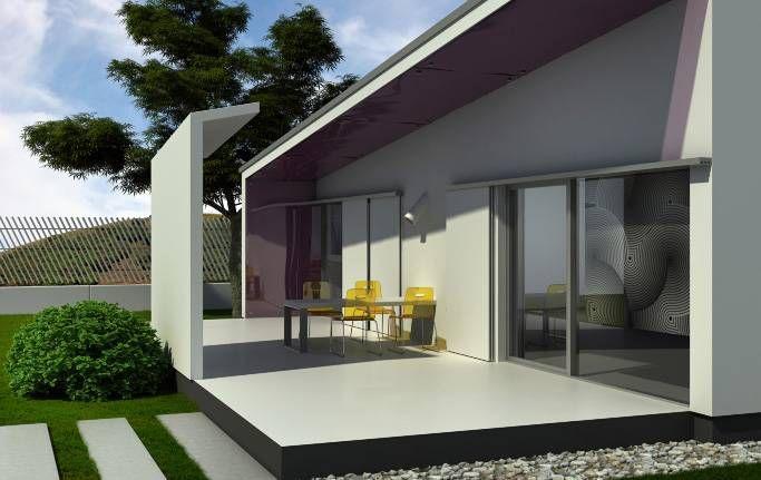 Návrh rodinného domu Spiral od APEX ARCH s.r.o.