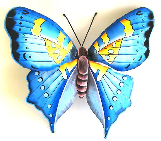 New Large butterfly Wall Decor