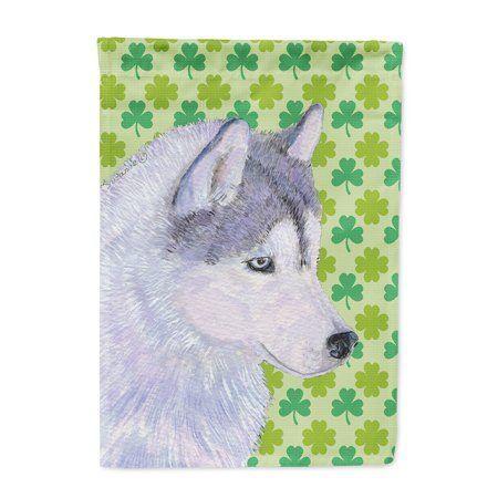 Dog Print Bedding Blue