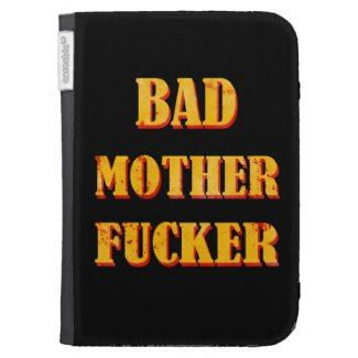 Bad mother fucker blood splattered vintage quote kindle 3 covers #bad #mother #fucker #pulp #fiction #movie #quote #badass #mofo #humor #funny #blood #vintage #gift #accessories #stuff