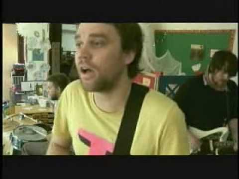 """Frightened Rabbit - """"Heads Roll Off"""" FatCat Records"""