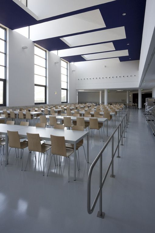 Gallery of University Canteen and Restaurant / LGLS Architects - 8