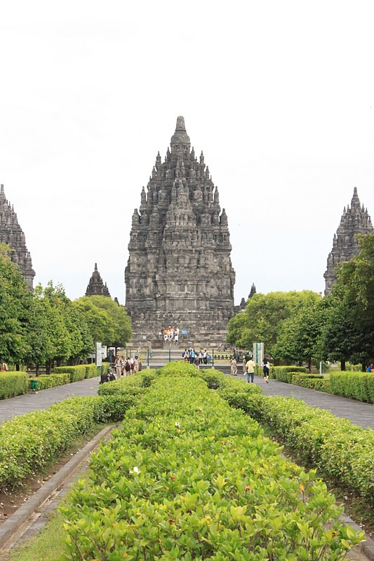 Prambanan, Java, Indonesia -- Been There