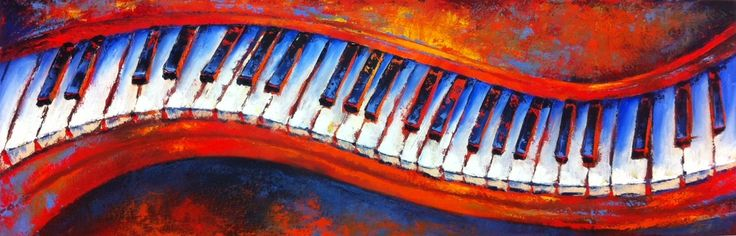 Piano Keys, the perfect accompaniment to the fiddle players tunes.