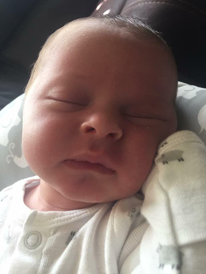 My new grandson Dexter Anthony Bennett