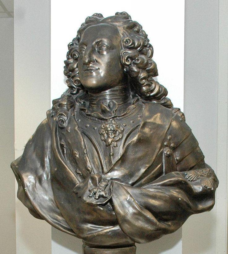 Bust of King Christian VI