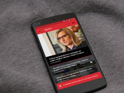 News App [Android] by Martin Gorol