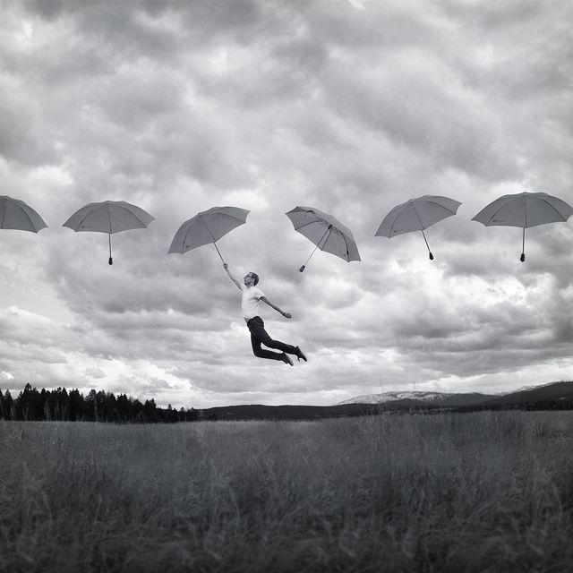 Swinging, by Joel Robison