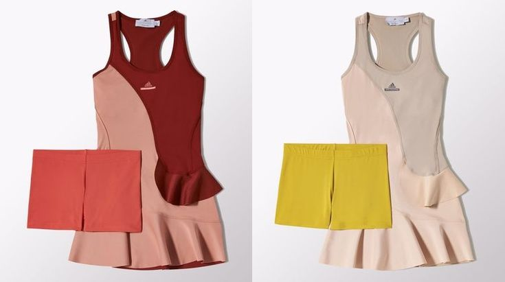 US Open 2014: les tenues Adidas par Stella McCartney