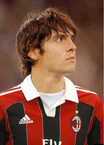 AC Milan days