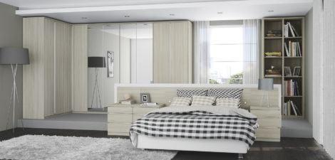 Saber escolher os melhores modelos de móveis para dormitório casal nas lojas moveleiras contribuirá para deixar esse ambiente sofisticado e mais romântico,