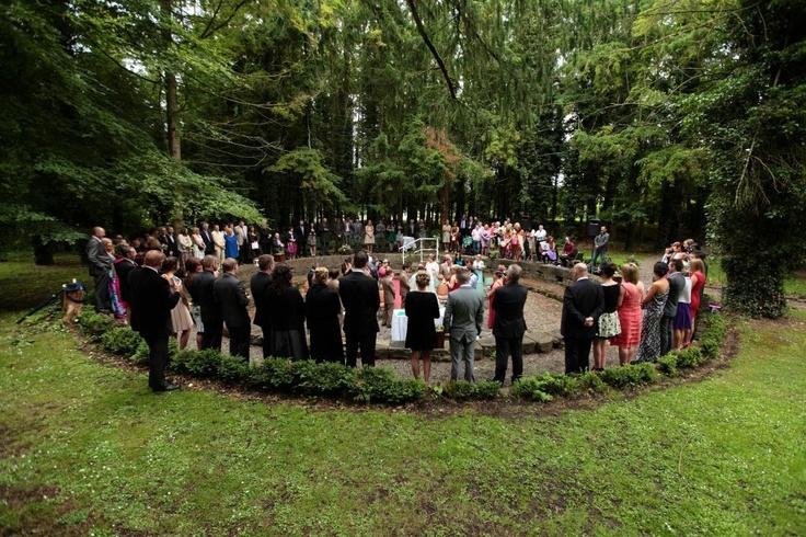 Wedding ceremony- station house kilmessan