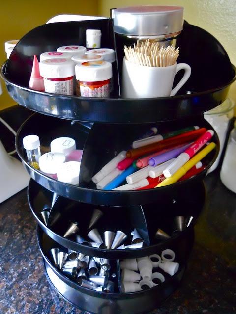 25 Best Ideas About Baking Organization On Pinterest