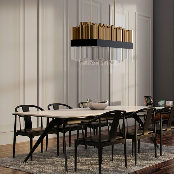 Granville Suspension Lamp, For The Greatest Contemporary Design Projects.