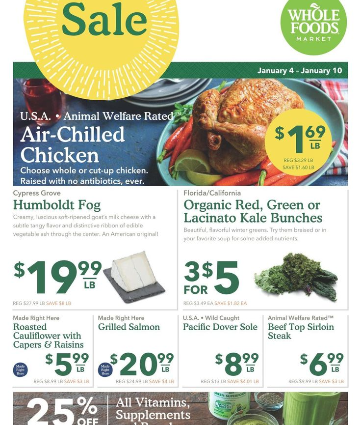 Whole Foods Market Weekly Ad