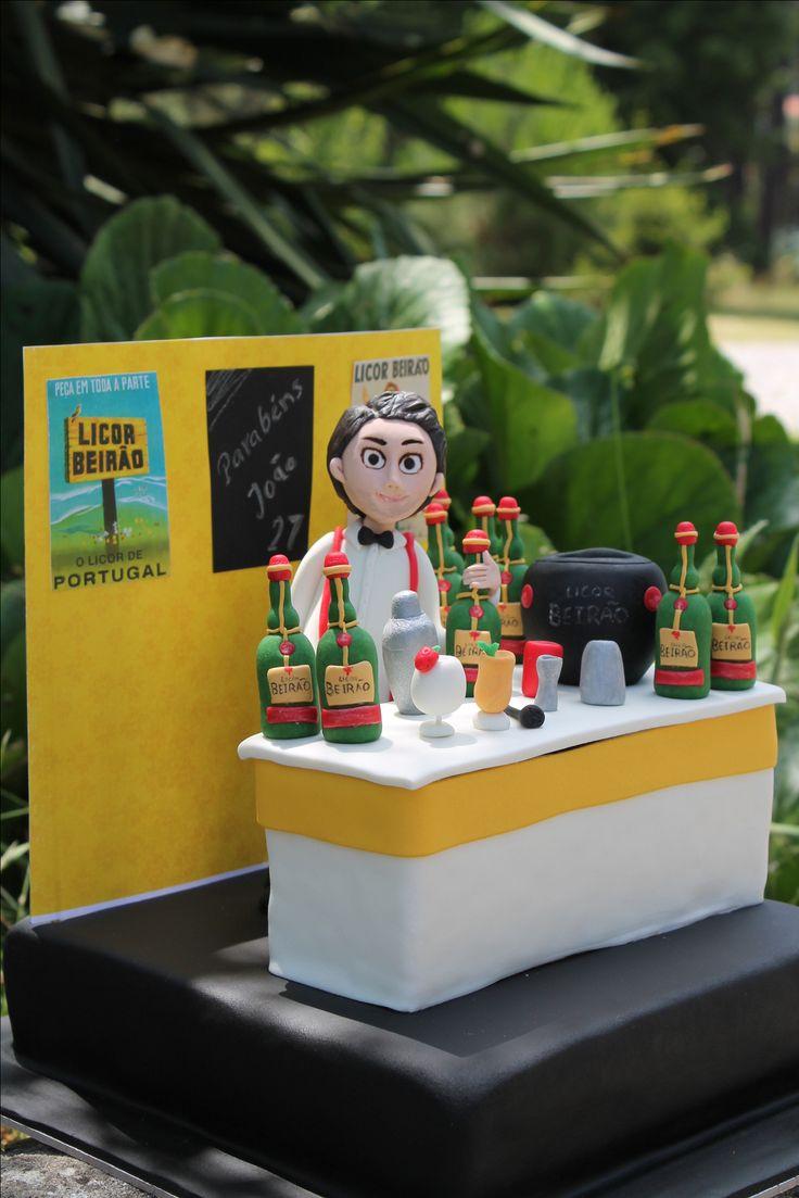 O aniversário do Brand Ambassador do Licor Beirão!