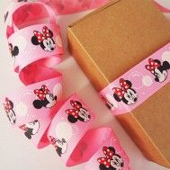 Minnie Mouse Pembe Grogren