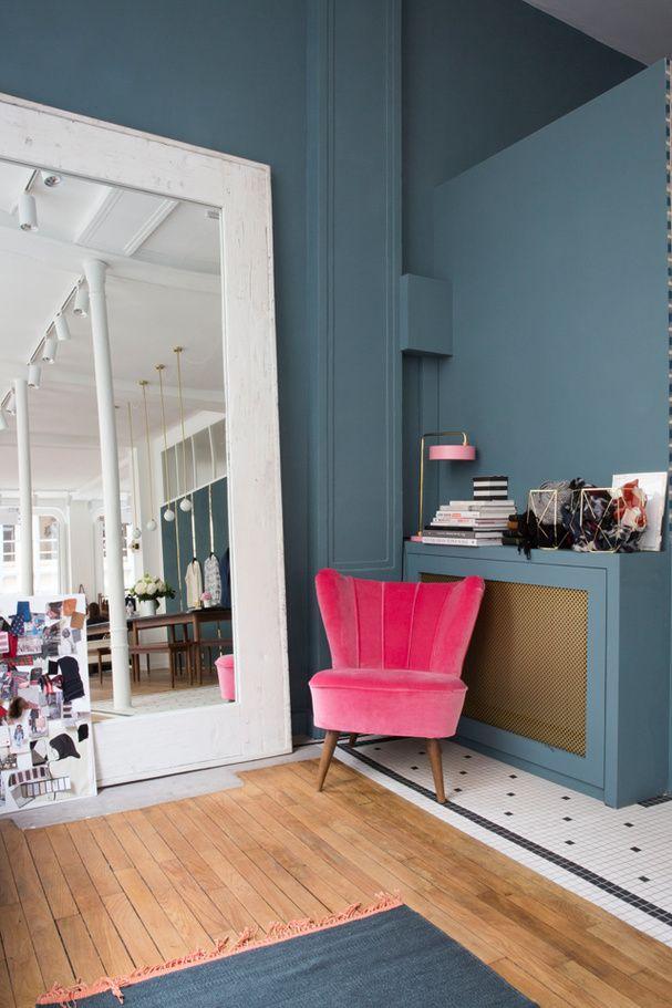 Photos : visite guidée de l'Appartement, la première boutique Sézane