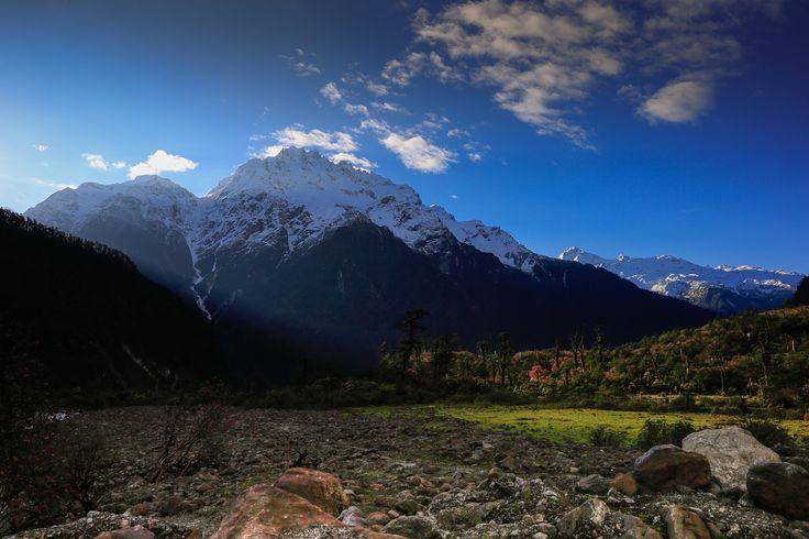 Daybreak in Yumthang, Sikkim by Vishwa Kiran on 500px