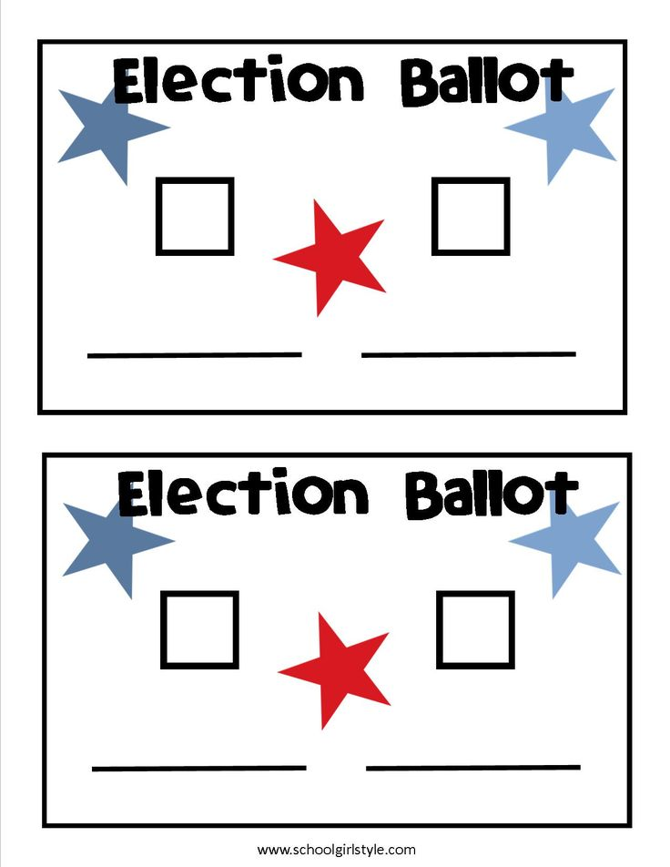 free printable worksheets on presidential election for ...
