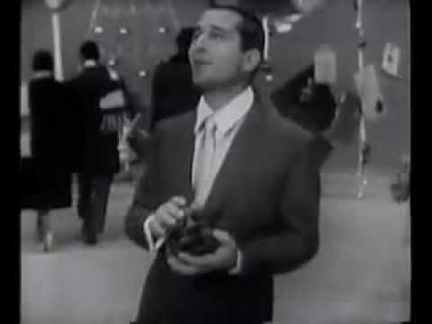 """Perry Como """"It's Beginning to Look Like Christmas"""" - Happy 100th Perry!  We miss you!"""