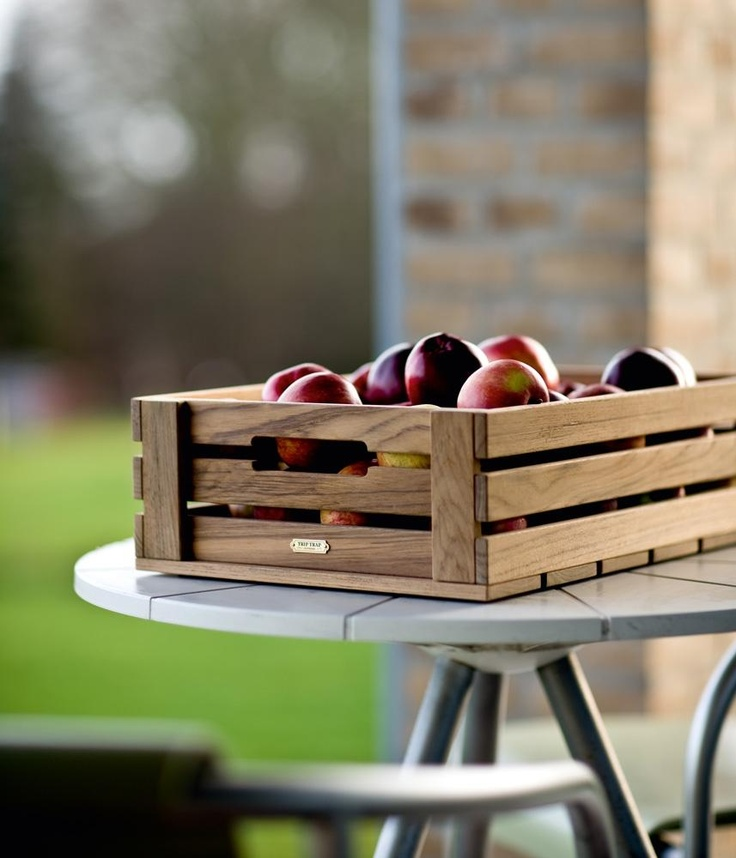 Apple in a box - yes please!