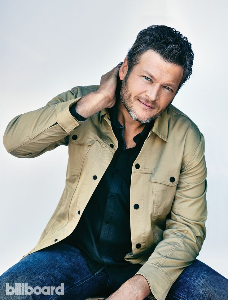 Cover: Blake Shelton on Heartache, Falling In Love Again and Starting Over After…