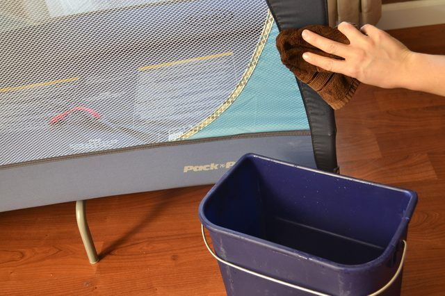 How to Clean a Baby's Playpen (with Pictures) | eHow