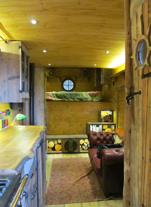 1000 Images About Luton Camper Conversions On Pinterest
