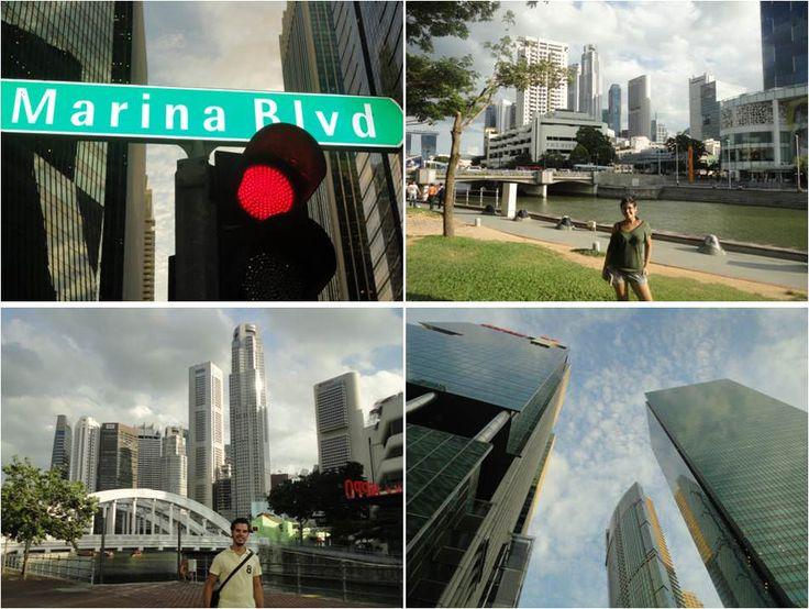 turismo en Singapur-Marina Bay