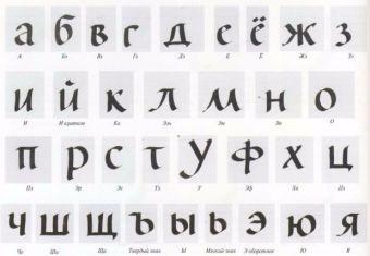 Кириллическая каллиграфия: иллюминируем текст позолотой | Say-hi