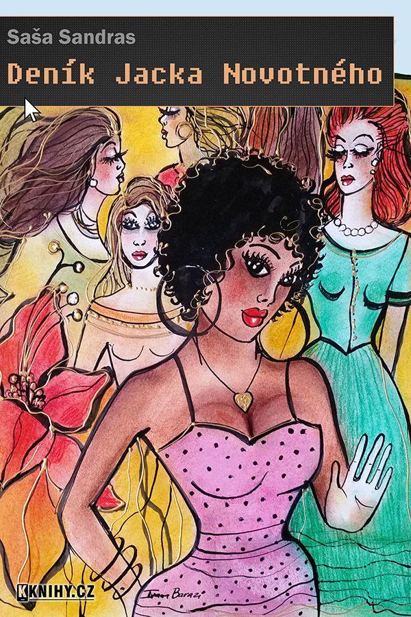 I druhou knihu Saši sandras ilustrovala  Ivana Barazi.