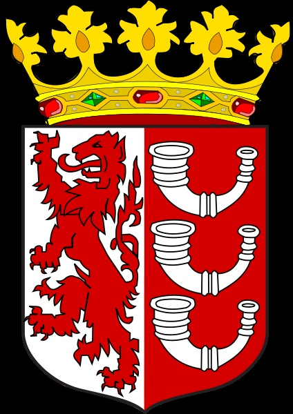 Coat of Arms of Eindhoven, The Netherlands
