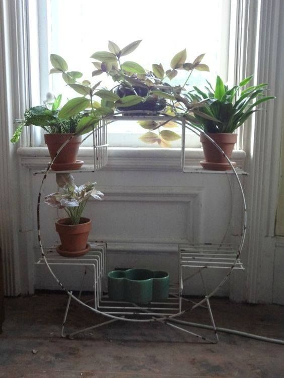 20 Midcentury Modern Plant Stands For Inspirations Your Home Reverbsf