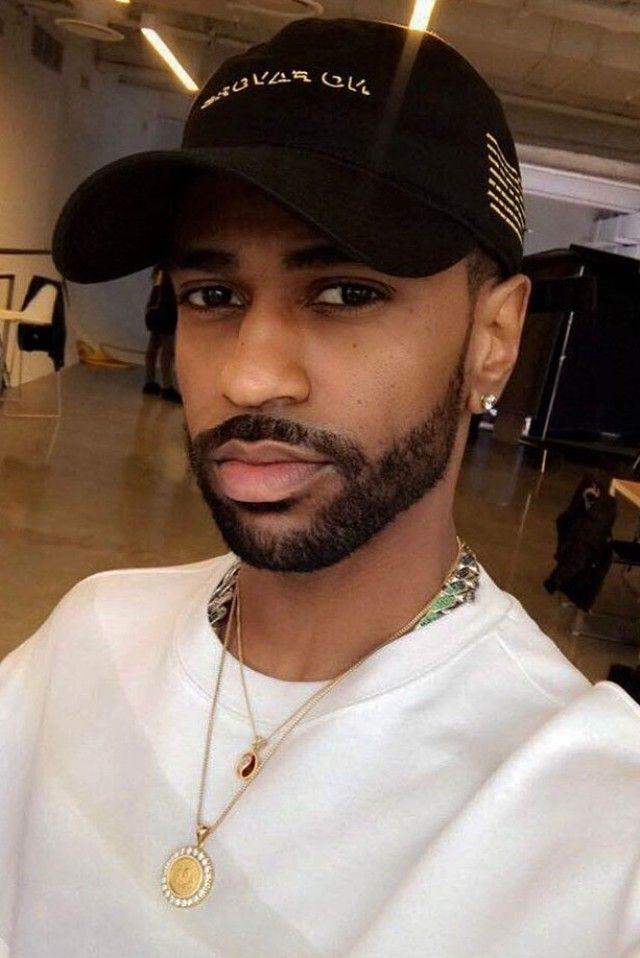 Big Sean wearing  Fan Merchandise No Favors Dad Hat