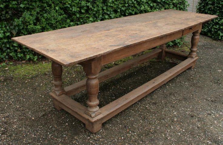 antike refektorium tisch antike tische tische. Black Bedroom Furniture Sets. Home Design Ideas