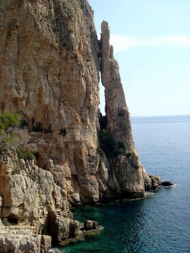 Pedra Longa. Ogliastra. Sardegna.