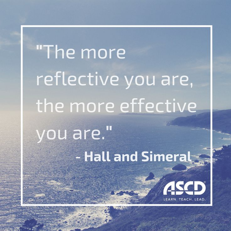 On TeachThought, Pete Hall and Alisa Simeral share 3 steps to building self-reflective habits. #teachers