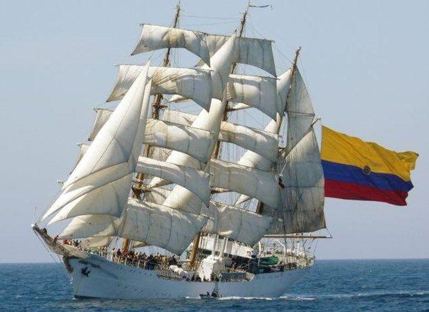Tall Ships | ARC Gloria Met haar enorme vlag, haar enthousiaste bemanningsleden en de prachtige presentatie wanneer zij een haven binnenvaart, staat de 'ARC Gloria' hoog op de verlanglijst van Sailevenementen wereldwijd. SAIL Amsterdam 2015 is dan ook enorm trots, dat – na jaren van afwezigheid – de 'ARC Gloria' weer zal deelnemen aan SAIL! - See more at: https://www.sail.nl/2015/schepen-sail-2015/deelnemendetallships/arc-gloria?lpg=3416#sthash.9qUQsUoj.dpuf