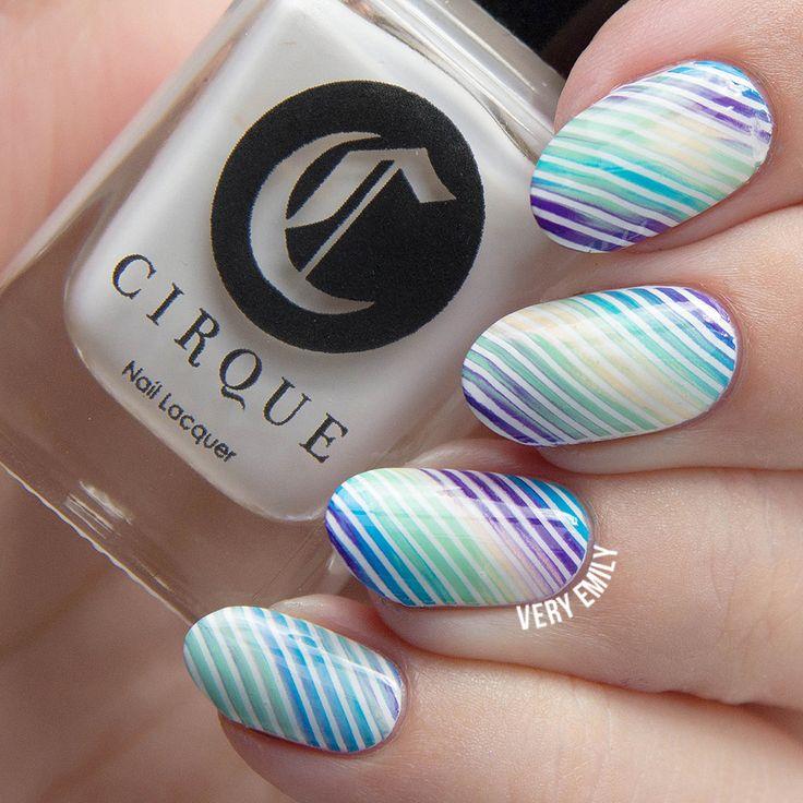 Gradient Nail Art: 17 Best Images About Ombre Nails