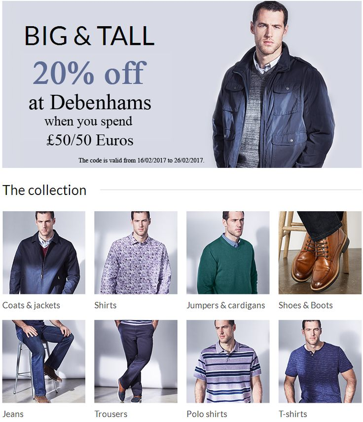 89 best Debenhams discount code images on Pinterest