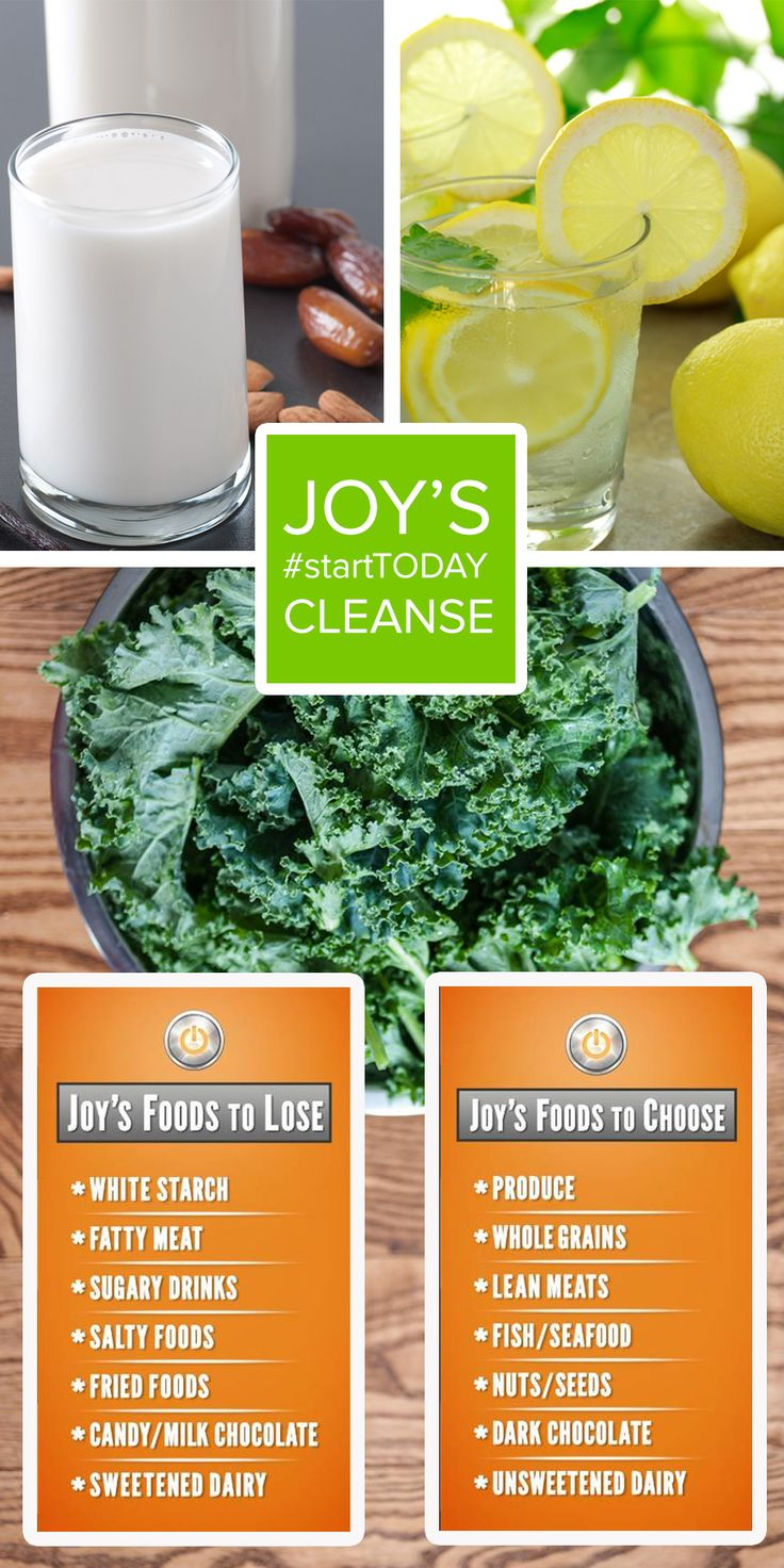 Joy Bauer is helping us jump into 2016 by making healthy choices in our diet. She has a little cheat sheet that will make eating smart easy.