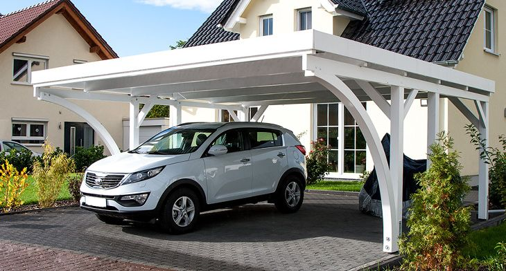 Best 25 carport canopy ideas on pinterest port image for Carport with storage room